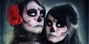 Maquillage Squelette Facile : conseils et mode maquillage haloween ~ Dode.kayakingforconservation.com Idées de Décoration