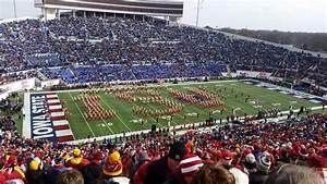 Liberty Bowl Memorial Stadium Interactive Seating Chart