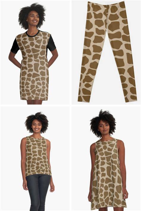 giraffe print leggings dresses  tank top