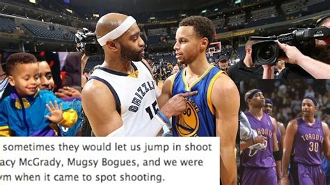 Seth Curry tells story about him & Steph outshooting ...