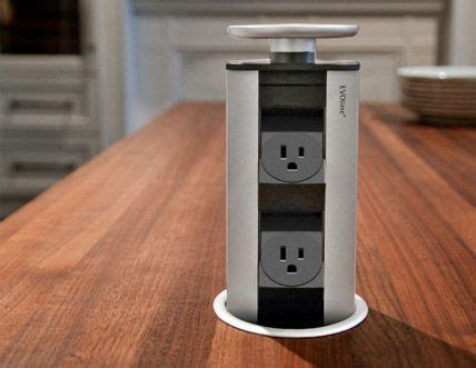 kitchen island power outlet 29 best hiding electric outlet kitchen counter images on 5136