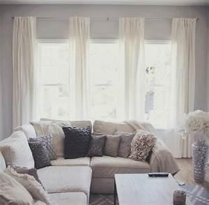 couleur rideau avec mur gris survlcom With couleur pour mur salon 2 deco salon gris 88 super idees pleines de charme