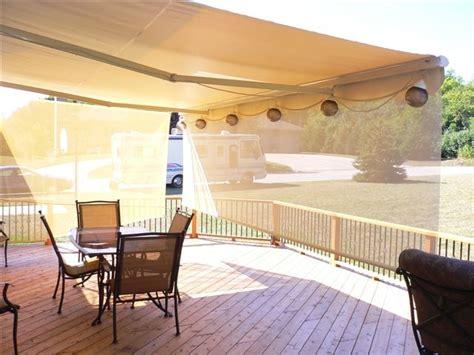 sunsetter awnings jims garage door service