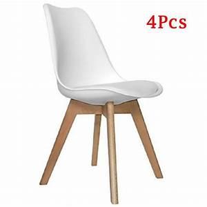 Chaise Cuisine Pas Cher : chaise scandinave achat vente chaise scandinave pas ~ Melissatoandfro.com Idées de Décoration