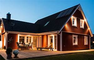 Holzhaus Ferienhaus Bauen : fertighaus holz schwedenhaus ~ Markanthonyermac.com Haus und Dekorationen