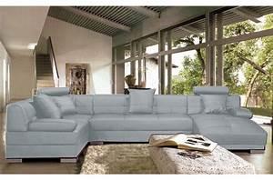 Canape Angle Cuir Gris : mobilier priv avis mobilier priv ~ Teatrodelosmanantiales.com Idées de Décoration