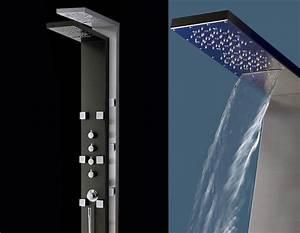 Colonne De Douche Hydromassante Grohe : colonne de douche pd 890 robinets colonnes de douche ~ Dailycaller-alerts.com Idées de Décoration
