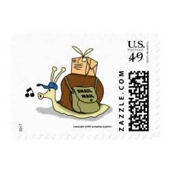 Cartoon Snail Mail Clip Art