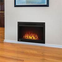 "built in electric fireplace Cinema 27"" NEFB27HG Built In Electric Fireplace 