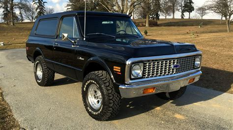 New Chevy K5 by Why Did This 1971 Chevy K5 Blazer Sell For 220k