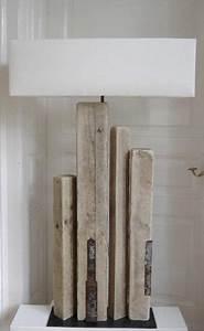 Lichtobjekte Aus Holz : treibholz elke paus deco pinterest treibholz lampen und holz ~ Sanjose-hotels-ca.com Haus und Dekorationen
