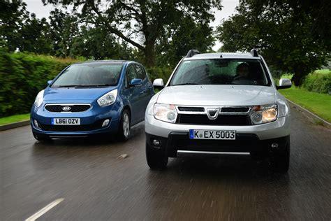 Dacia Duster Vs Kia Venga