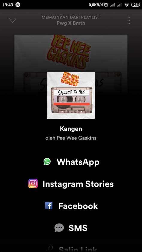 Itu cukup sederhana untuk langkah 1. Cara Share Musik Spotify Di Stories Instagram - Panduanit