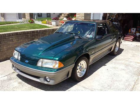1992 ford mustang for 1992 ford mustang gt for classiccars cc 1018620