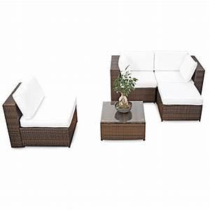 Polyrattan Lounge Sessel : lounge ecke im garten com forafrica ~ Orissabook.com Haus und Dekorationen