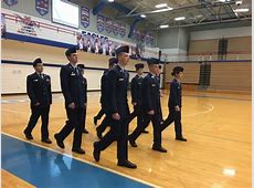 2017 Apollo HS Drill Competition – Air Force JROTC