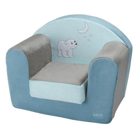 fauteuil maman pour chambre bebe domiva fauteuil flocon l ourson bleu et marron bleu et marron achat vente fauteuil canap 233
