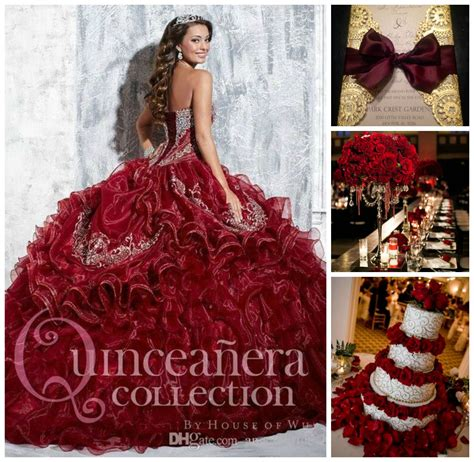 quince theme decorations quinceanera themes
