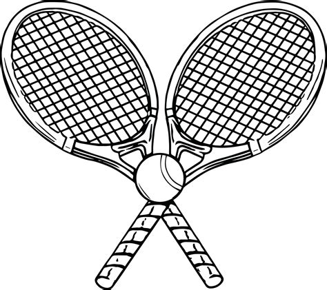 tennis racquet drawing  getdrawingscom   personal  tennis racquet drawing