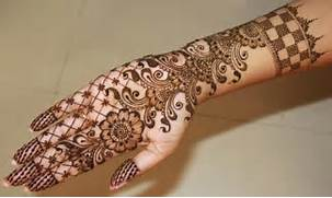 see more mehndi design...