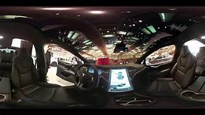 360: Immersive view of Tesla's Model X SUV - YouTube