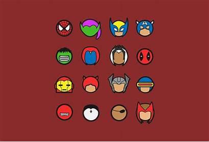 Marvel Icon Comics Wallpapers 4k