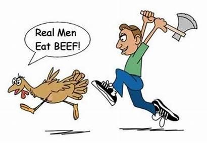 Thanksgiving Funny Cartoons Tacchino Beef Ringraziamento Eat