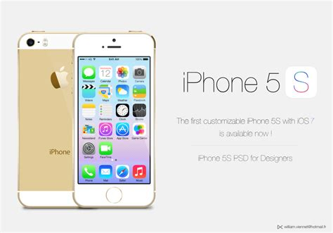 buy new iphone 5s iphone 5s gold customizable psd by willviennet on deviantart