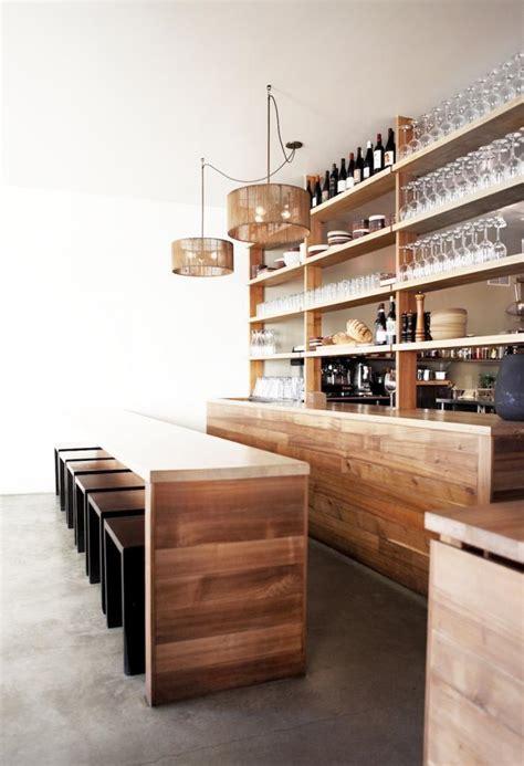 comptoir cuisine bois le comptoir en bois recyclé est une tendance à adopter archzine fr