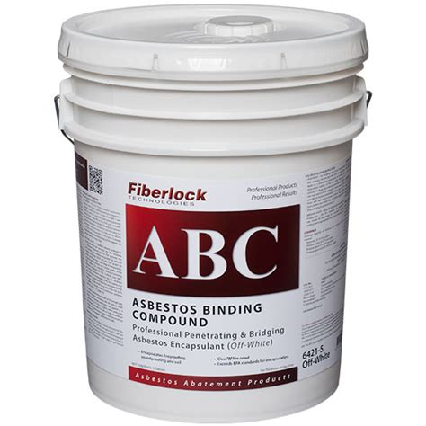 encapsulation products lead paint  asbestos