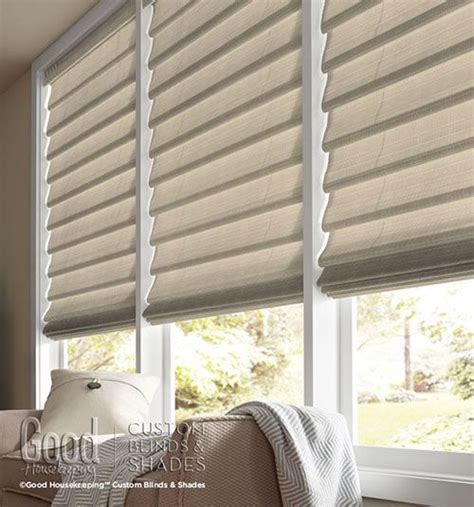 Simple, Casual, And Classic Roman Shades Are A