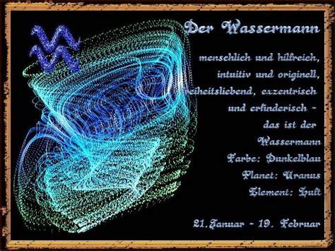 Steinbock Und Wassermann Passt Das by Aquarius Wassermann Sternzeichen Sternzeichen