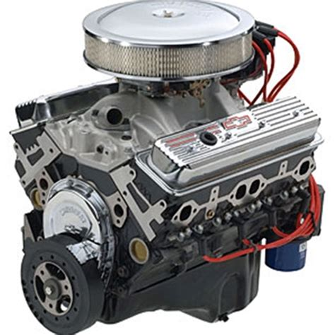 350 Chevrolet Engine by Chevrolet Performance 19210008 Sbc 350 330 Hp Deluxe Crate