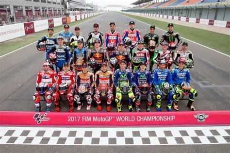 motogp world championship official calendar announced