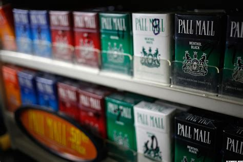 pall mall colors american tobacco beats half expectations