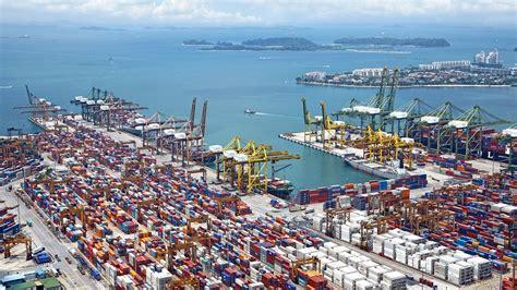 free photo port ships cranes load free image on pixabay 675539