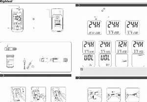 Bionime Gm550 Blood Glucose Meter Getting Started Manual