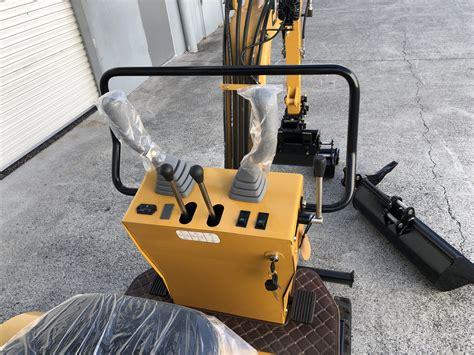 carter ct diesel mini excavator machinery direct