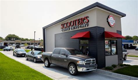 Are we missing a scooter's coffeehouse location or another place that you know about? Scooter's Coffee Growing in Knoxville, Tennessee | QSR magazine