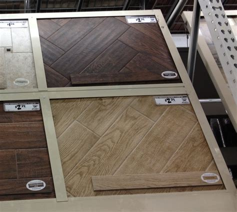 Home Depot Tile Look Like Wood by Home Depot Tile That Looks Like Hardwood Floors And