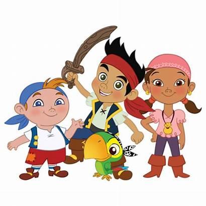 Jake Pirates Characters Neverland Land Never Pirate