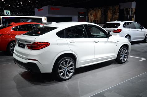 Bmw X4 Picture by Bmw X4 M40i Flexes 360 Ps Six In Detroit