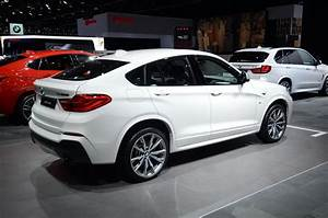 X4 Pack M : bmw x4 m40i flexes 360 ps straight six in detroit ~ Gottalentnigeria.com Avis de Voitures