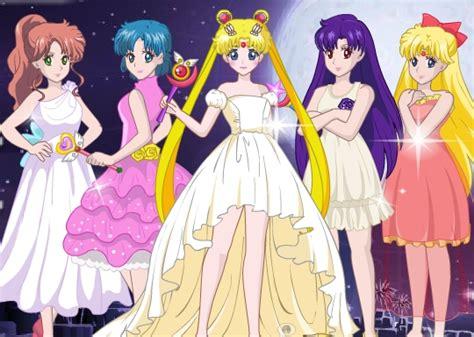 Sailormoon Dress Up Sailor Play At Princess Net