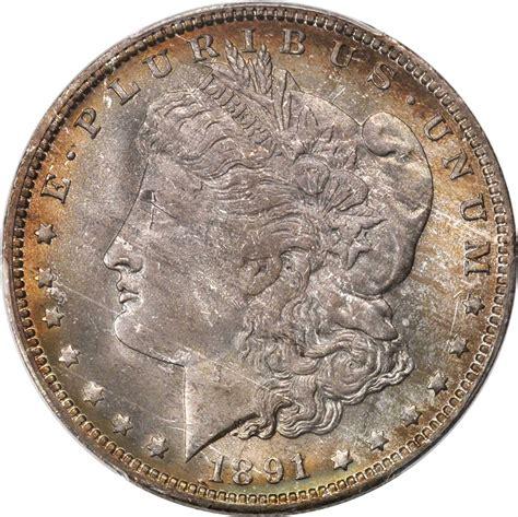 Value of 1891-O Morgan Dollar   Rare Silver Dollar Buyers