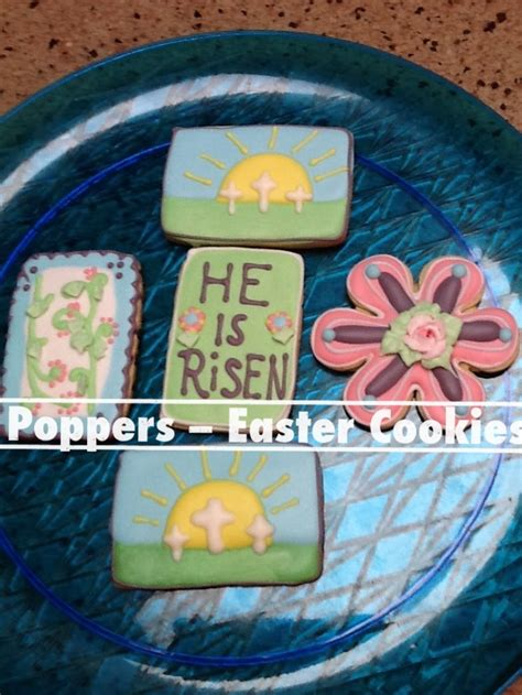 images  easter religious decorated cookies