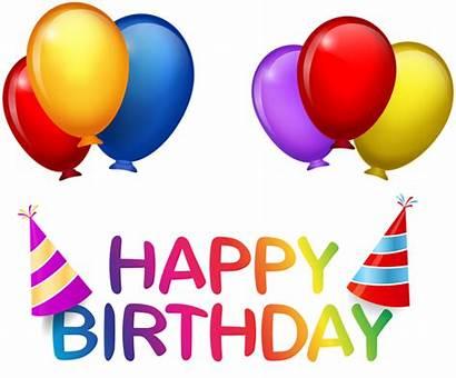 Birthday Balloons Happy Clip Clipart Balloon Wine