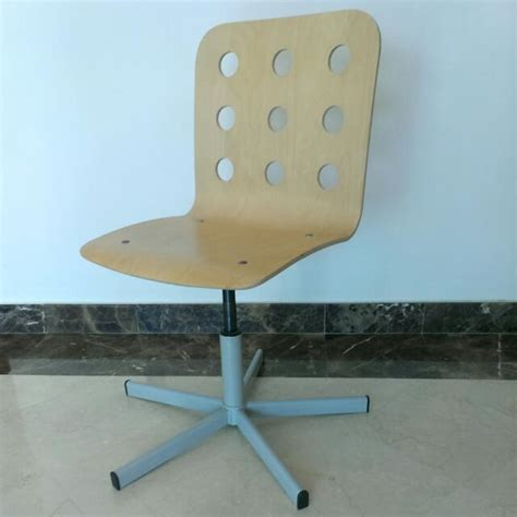 ikea jules desk chair without wheels furniture home