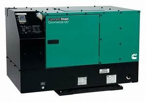Cummins Onan Rv Qd8000 Diesel Generator