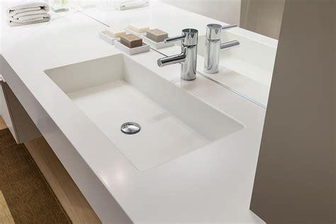 vasche corian solid surface solidtop piani da lavoro